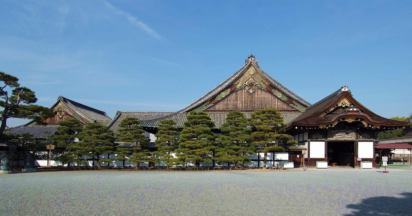 京都-京都景點-推薦-二條城-Nijo-Castle-自由行-旅遊-市區-京都必去景點-京都好玩景點-行程-京都必遊景點-日本-Kyoto-Tourist-Attraction