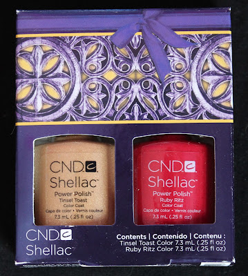Holiday Gifting Ideas by CND: Treat yourself to a Shellac mani!