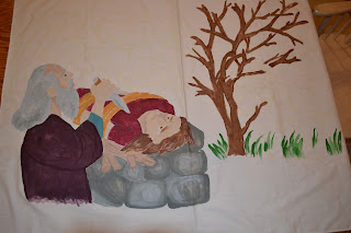 Bible Class Creations Abraham Offers Isaac