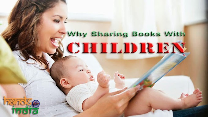 Why Sharing Books With Children?
