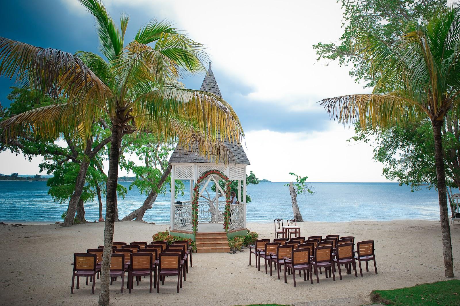Nashira Rastko Destination Jamaica Wedding And Trash It At Club Hotel Riu Negril