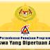 Permohonan Biasiswa Yang Dipertuan Agong (BYDPA) - JPA Sesi 2018/2019