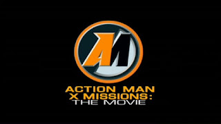 Action Man: X Missions title