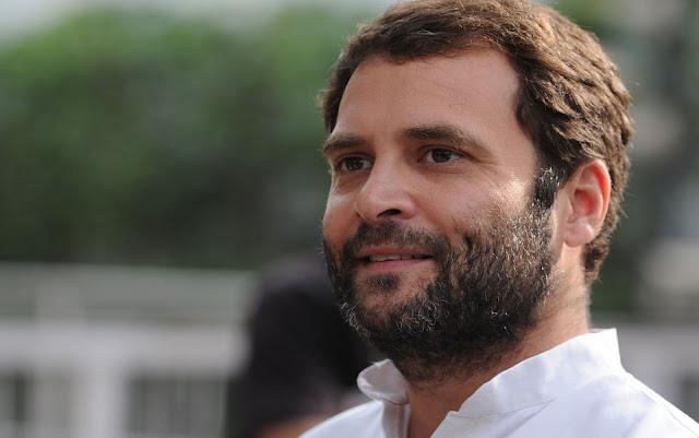 भाजपा-आरएसएस नहीं चाहते गरीब लड़ें चुनाव : राहुल गांधी