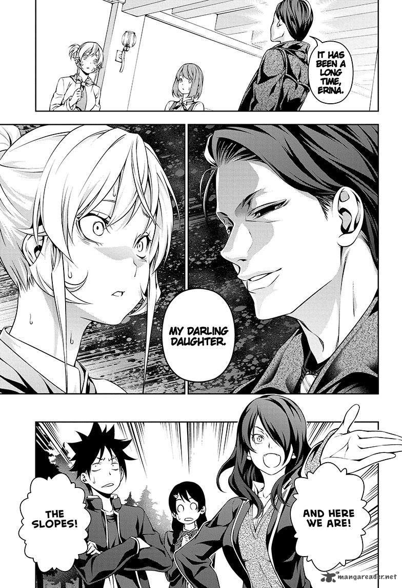 Shokugeki no Soma - Chapter 166