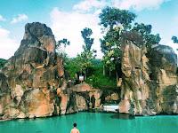 Wisata Pemandian Alam Reco Kembar Cowek, Purwodadi, Pasuruan