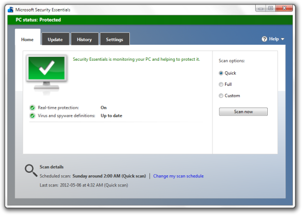 WHY MICROSOFT SECURITY ESSENTIALS SHOULD BE YOUR FIRST CHOICE ANTI-VIRUS
