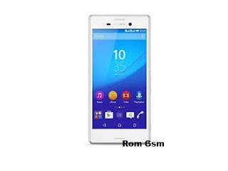 Firmware Download Sony Xperia M4 Aqua Dual E2312
