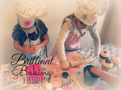 8th Birthday Baking Party