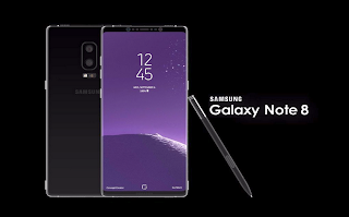 Samsung Galaxy Note 8 User Guide