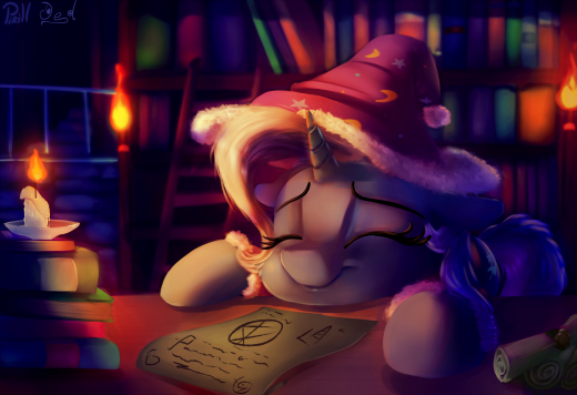 Good student by the discorded