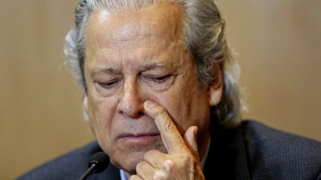 former presidential aide freed in brazil