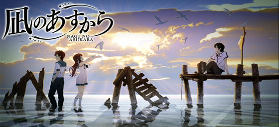 wallpapers hd anime nagi no asukara hikari manaka tsumugo