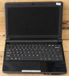 Notebook Inforce 10 Inch - Bekas