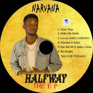 THE EP HALFWAY