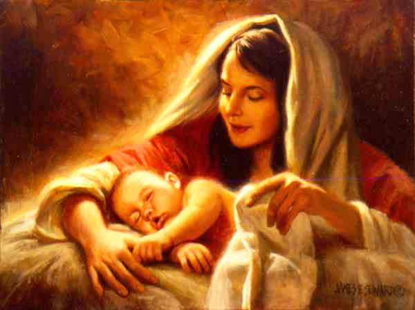 Birth Of Jesus Or Baby Jesus Wallpapers For Download