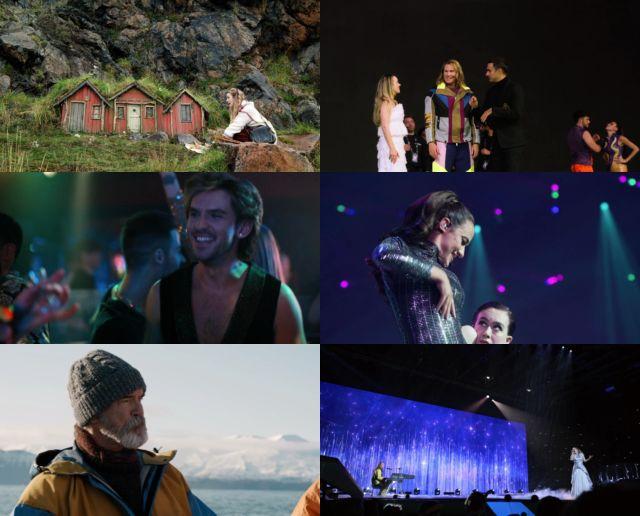Festival de la Canción de Eurovisión: La historia de Fire Saga (2020) HD 1080p y 720p Latino Dual