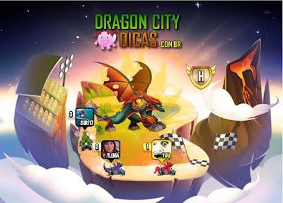 Nova Corrida Heroica e Novo Dragão Heroico estão chegando!
