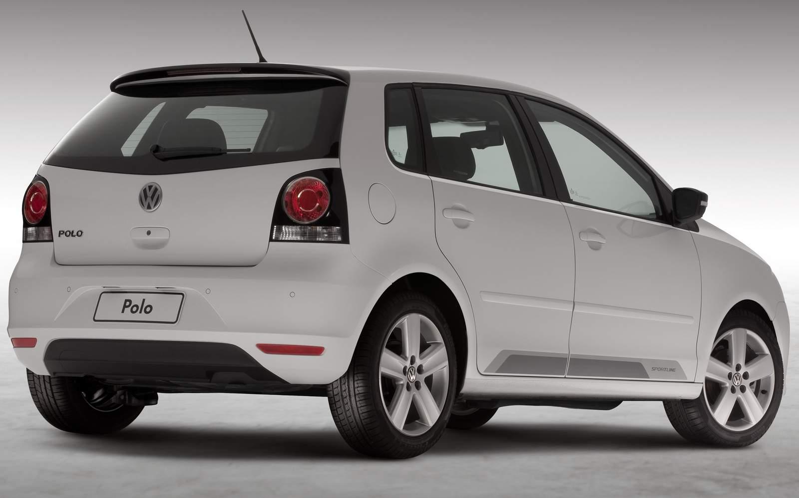 436bee4586 VW Polo 2014 - preços partem de R  47.810