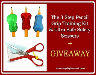 The Pencil Grip Giveaway