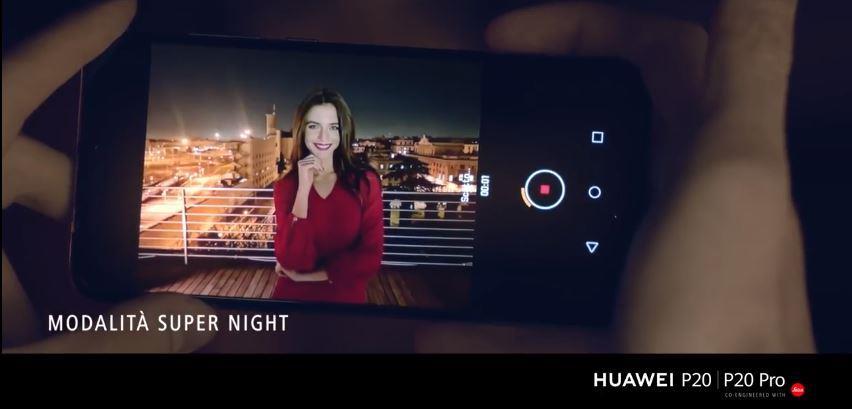 Canzone Huawei Pubblicità P20 Pro | Tripla fotocamera con A.I, Spot Maggio 2018