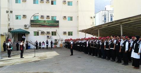 PPIH Daker Makkah Lakukan Upacara HUT RI Ke 71