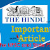 #Must Read Topic : Special permits for Andaman
