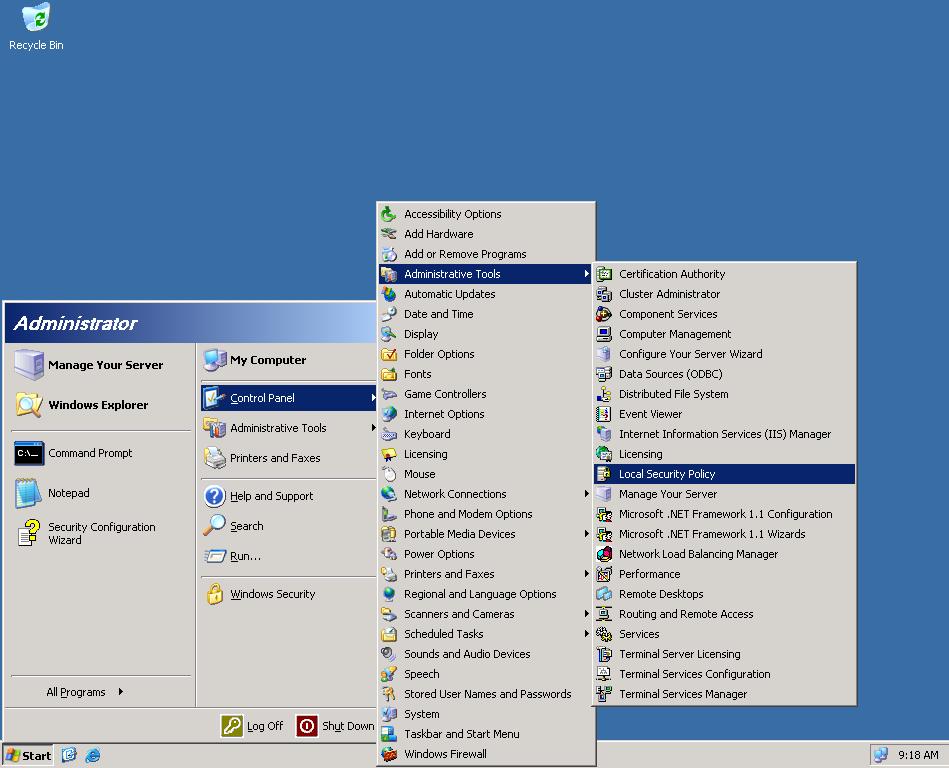 Descargar e instalar Windows Server 2003 R2 en Español (Enterprise) - (32 Y 64 bits)