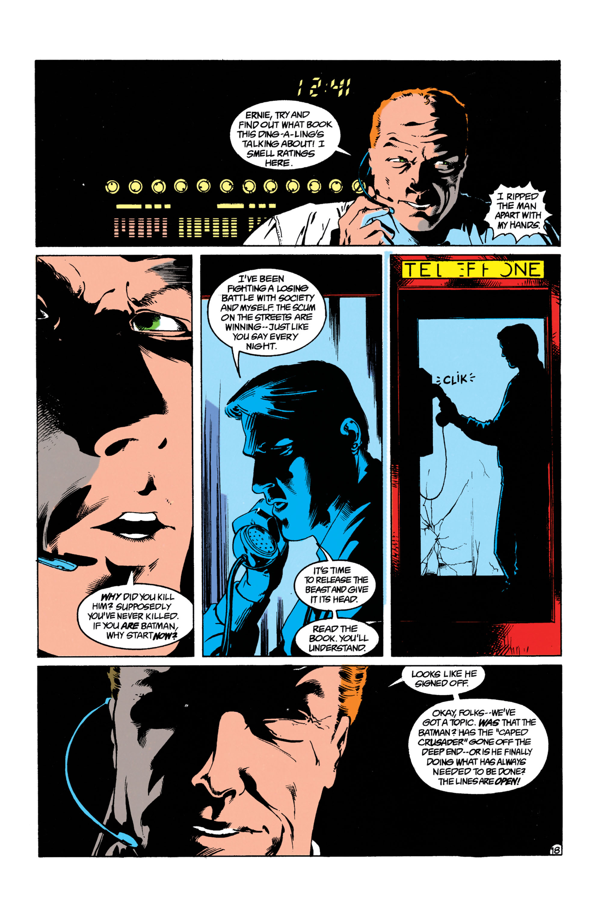 Detective Comics (1937) 622 Page 18