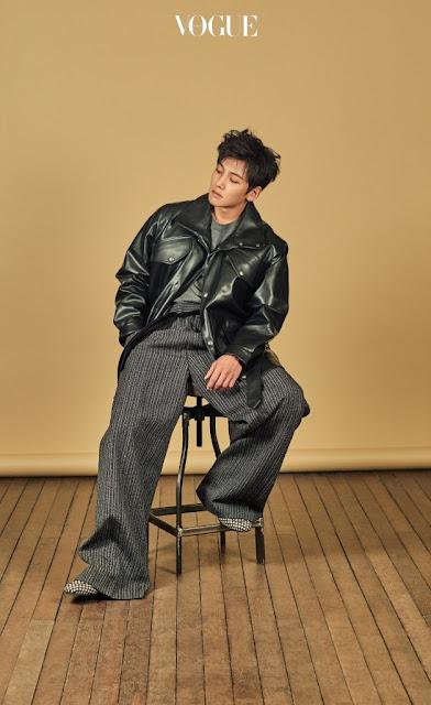 Ji Chang Wook (지창욱) Vogue Pics 2