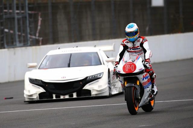 Marquez, Pedrosa mengirim dukungan untuk Alonso setelah F1 sukses
