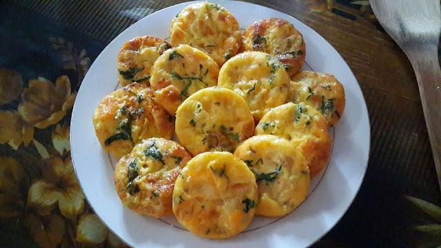 resepi muffin telurjuadah enak minum petang  dapur kak tie Resepi Sambal Belacan Atkins Enak dan Mudah
