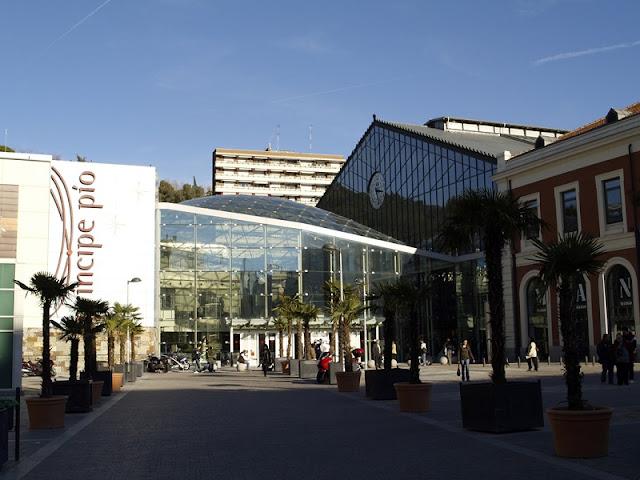 Shopping Príncipe Pio em Madri