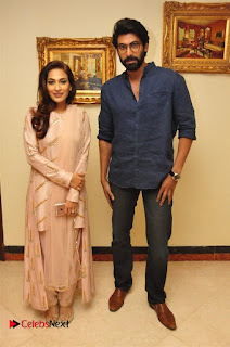 Aiswarya Rajinikanth Dhanush Standing on an Apple Box Launch Stills in Hyderabad  0007.jpg