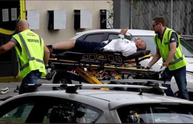 SAUDI CITIZEN INJURED IN NEW ZEALAND'S TERRORIST ATTACK AT MOSQUE