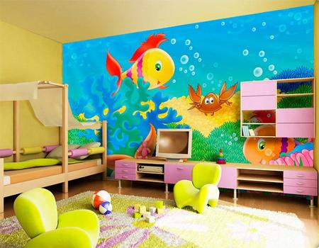 desain kamar tidur unik untuk anak - desain rumah