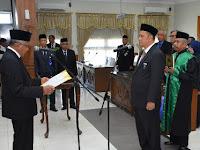 Muhammad Sigit Kembali Jabat  Direktur  Bank Sleman
