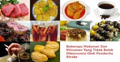 Berikut ini berbagai hal yang tidak boleh dilakukan penderita stroke