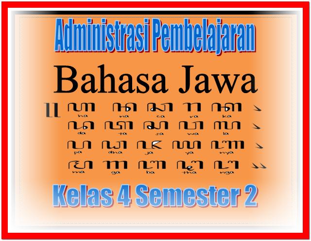 Program Semester (Prosem) Mulok Bahasa Jawa Semester 1 (Ganjil)