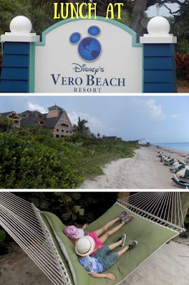 Lunch at Disney's Vero Beach Resort