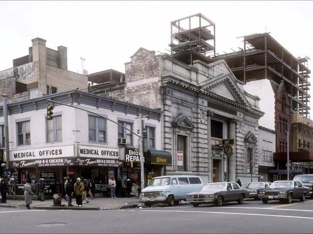 Fotografías de Harlem durante la década de los 80