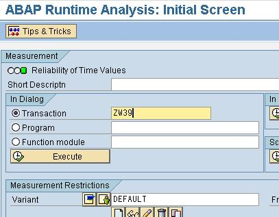 Musings of an IT Implementor: Basic Performance Tuning Guide - SAP