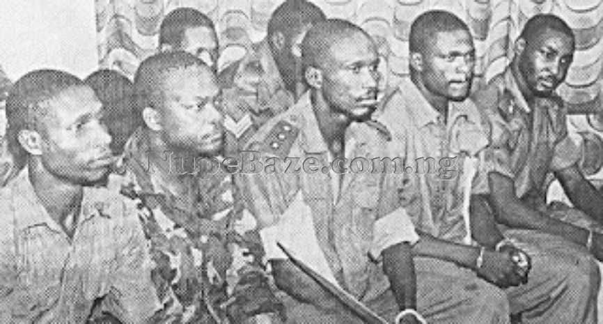 Names Of Nigerian Soldiers That Were Executed For Plotting Coup (1976-1995)