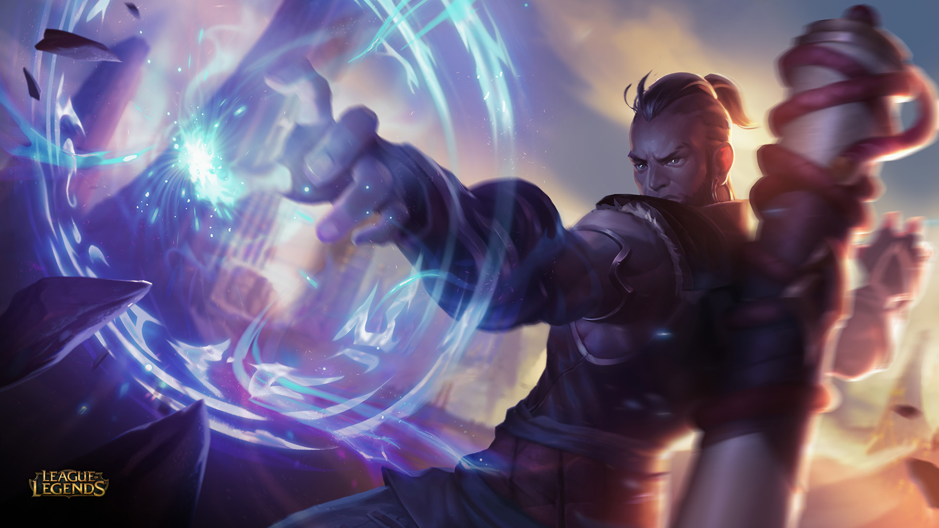 Surrender At 20 Champion Update Ryze The Rune Mage