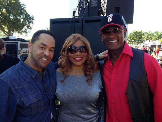 Greg, Donna Allen and GQ-City of Miramar Concert!!