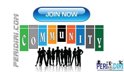 Join Komunitas Blogger