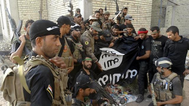 """El líder del ISIS, Abu Bakr Al Baghdadi reconoce la derrota en Irak y da un """"discurso de despedida"""""""