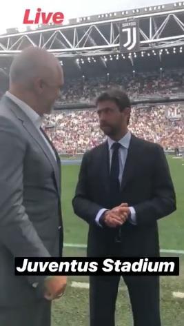 Il presidente della Juventus, Agnelli ha ospitato a Torino il primo ministro albanese Edi Rama