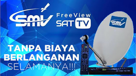 Free To View Layanan MMP dan SMV di ABS 2 Ku Band