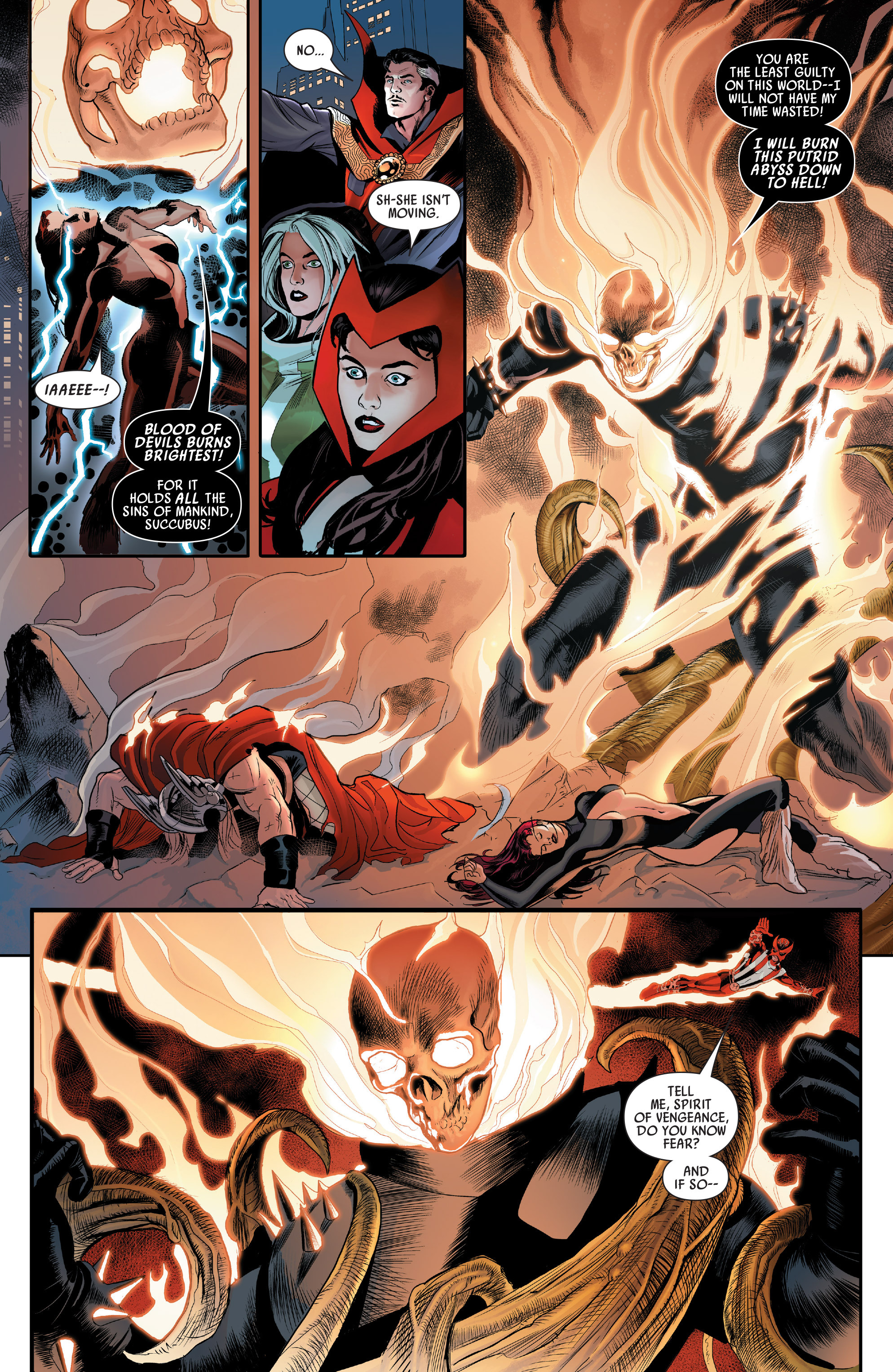 Read online Uncanny Avengers (2012) comic -  Issue # Annual 1 - 29